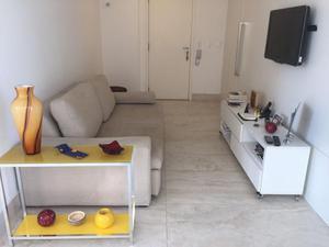Flat com 1 dormitório para alugar, 45 m² por R$ 3.814/mês - Vila Olímpia - São Paulo/SP