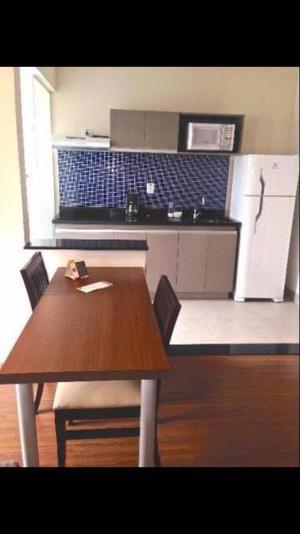 Flat com 2 dormitórios à venda, 55 m² por R$ 420.000 - Brooklin - São Paulo/SP