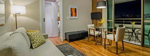 Flat com 1 dormitório à venda, 40 m² por R$  - Brooklin Paulista - São Paulo/SP