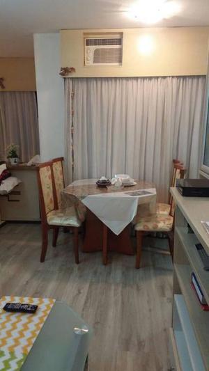 Flat com 1 dormitório à venda, 45 m² por R$ 300.000 - Aeroporto - São Paulo/SP