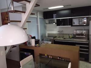 Flat com 1 dormitório para alugar, 134 m² por R$ 17.000/mês - Vila Nova Conceição - São Paulo/SP