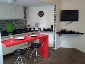 Flat com 1 dormitório para alugar, 46 m² por R$ 4.500/mês - Vila Nova Conceição - São Paulo/SP