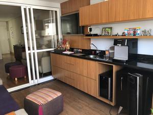 Flat com 2 dormitórios para alugar, 76 m² por R$ 8.100/mês - Vila Olímpia - São Paulo/SP