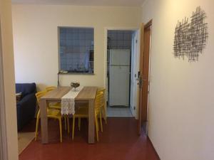 Flat com 2 dormitórios para alugar, 45 m² por R$ 4.200/mês - Brooklin - São Paulo/SP