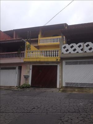 Sobrado residencial à venda, Jardim Helga, São Paulo.