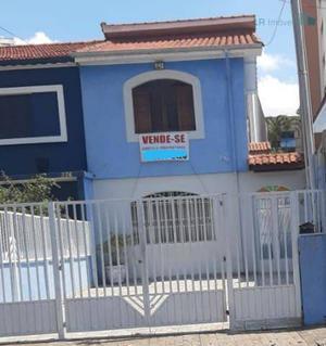 Sobrado à venda, 206 m² por R$ 850.000,00 - Vila Isolina Mazzei - São Paulo/SP
