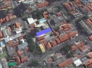 Terreno com área de 500m², localizado no Morumbi!