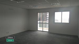 Sala comercial completa, com localizaçao na Berrini! 1 sala