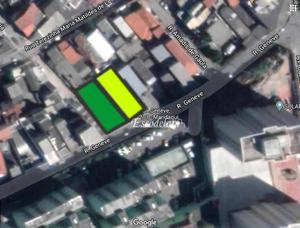 Terreno à venda, 250 m² por R$ 560.000,00 - Lauzane Paulista - São Paulo/SP