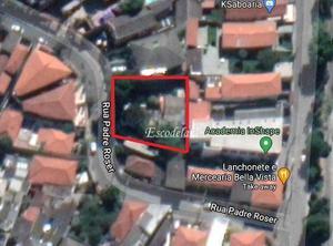 Terreno à venda, 465 m² por R$ 1.200.000,00 - Mandaqui - São Paulo/SP