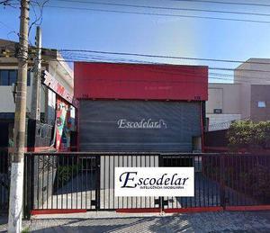 Galpão à venda, 750 m² por R$ 2.400.000,00 - Casa Verde Média - São Paulo/SP