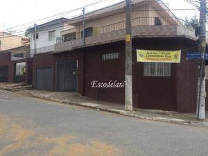 Sobrado com 2 dormitórios à venda, 2200 m² por R$ 780.000 - Água Fria - São Paulo/SP