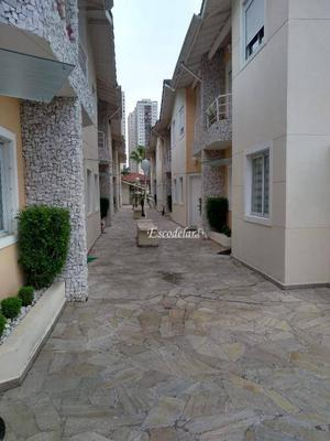 Sobrado com 3 dormitórios à venda, 142 m² por R$ 675.000 - Parque Mandaqui - São Paulo/SP