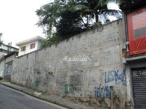 Terreno à venda, 1000 m² por R$ 1.800.000 - Jardim Peri - São Paulo/SP