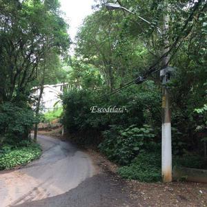 Terreno à venda, 980 m² por R$ 1.200.000,00 - Horto Florestal - São Paulo/SP
