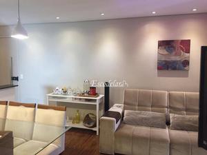 Apartamento com 3 dormitórios à venda, 72 m² por R$ 583.000,00 - Vila Isolina Mazzei - São Paulo/SP