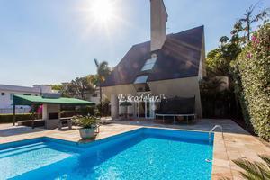 Residência com 4 dormitórios à venda, 714 m² por R$ 7.000.000 - Jardim São Bento - São Paulo/SP