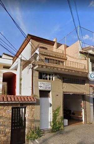 Sobrado com 5 dormitórios à venda, 150 m² por R$ 1.064.000,00 - Água Fria - São Paulo/SP