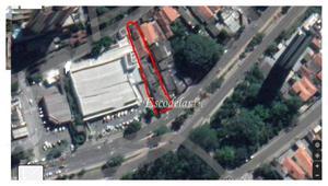 Terreno à venda, 1317 m² por R$ 7.999.000,00 - Parque Mandaqui - São Paulo/SP