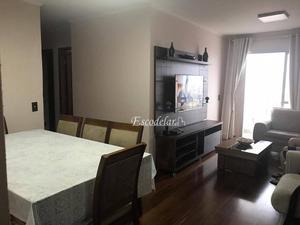 Apartamento com 3 dormitórios à venda, 76 m² por R$ 564.000,00 - Santana - São Paulo/SP
