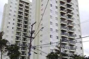 Apartamento residencial à venda, Vila Regente Feijó, São Pau