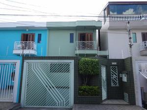Sobrado residencial à venda, Carrão, São Paulo - SO0214.