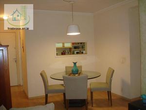 Apartamento Com 64 M², 3 Dormitórios, 1 Vaga No J. Marajoara.