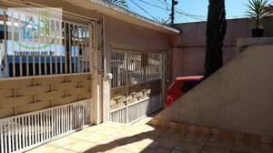 Sobrado residencial à venda, Vila Marari, São Paulo.