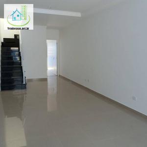Sobrado com 3 dormitórios à venda, 110 m² por R$ 640.000 - Campo Grande - São Paulo/SP