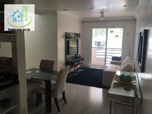 Apartamento, 3 Dorm, 1 Vaga, 64 M², Jardim Marajoara