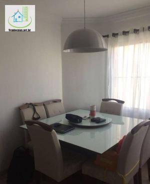 Apartamento com 2 dormitórios à venda, 65 m² por R$ 365.000 - Jardim Marajoara - São Paulo/SP