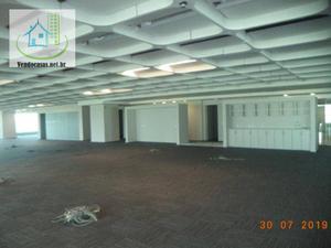 Andar Corporativo para alugar, 2845 m² por R$ 140.000,00/mês - Jardim São Luís (Zona Sul) - São Paulo/SP