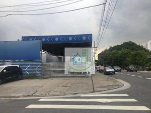 Área à venda, 857 m² por R$ 3.500.000,00 - Vila Isa - São Paulo/SP