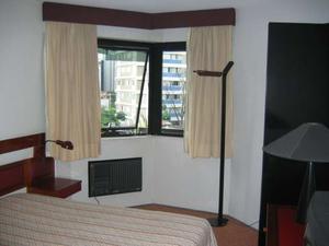 alugar flat, apartamento, 1 quarto, 1 garagem, no Brooklin, são paulo, sp