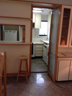 Flat 2 quartos 2 garagens para venda no jardins em são paulo sp