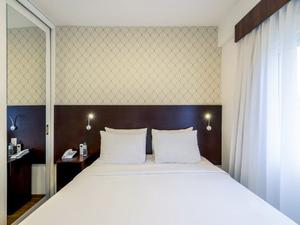 Flat para venda na Vila Olimpia, 1 dormitorio, 1 garagem