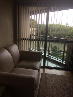 Flat à venda, 36 m² - Jardim Paulistano - São Paulo/SP