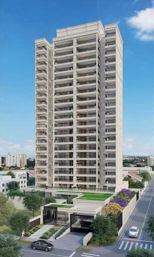 Apartamento residencial para venda, Moema, São Paulo - AP4762.