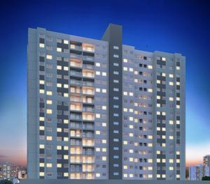 Apartamento residencial para venda, Brás, São Paulo - AP6449.