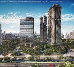Cobertura residencial para venda, Jardim das Acácias, São Paulo - CO5379.