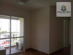 Apartamento Para Locação na Vila Olímpia - 2 Dormitórios - 1 Banheiro Social.
