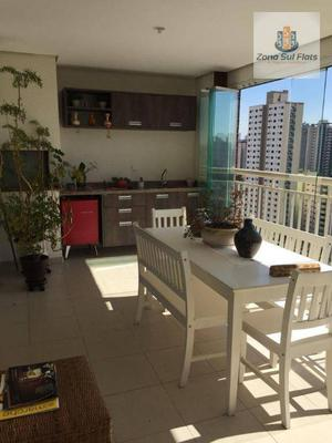 Apartamento Alto Padrão à Venda na Vila Mariana - 3 Suítes - 3 Vagas de Garagem