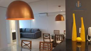 Apartamento Impecável Para Locação no Coração da Vila Olímpia I 2 Dormitórios Sendo 1 Suíte I 1 Vaga I 76m²