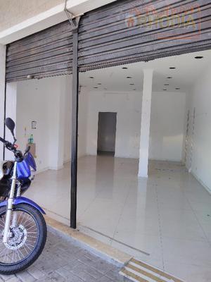 Loja 120 m2 (Possível Expansão para mais de 200 m2) - VIla Mascote