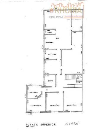 Galpão 1.100 m² - venda ou locação - Cambuci