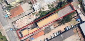 Galpão AT 1.620 m² / AC 1.000 m² - Sacomã G