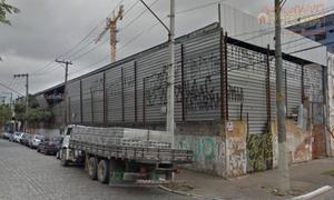 Galpão comercial à venda, Mooca, São Paulo