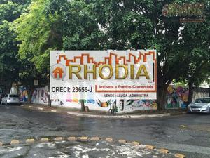 Terreno residencial à venda, Campo Belo, São Paulo.