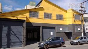 Galpão para alugar, 1500 m² por R$ 25.000/mês - Vila Santa Catarina - São Paulo/SP