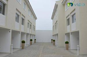 Casa com 3 dormitórios à venda, 112 m² por R$ 569.900,00 - Vila Santa Clara - São Paulo/SP